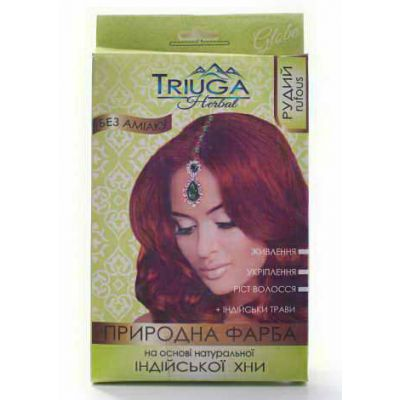 Фарба для волосся руда - Купити косметику недорого