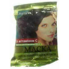 Індійська маска з вітаміном С для зростання і зміцнення волосся