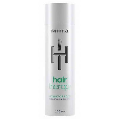 Натуральна маска для збільшення обсягу і зростання волосся