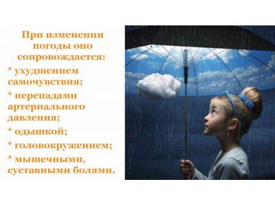 Метеочутливість