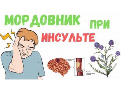 Головатень при інсульті та інших захворюваннях