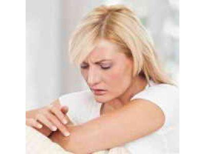 Вітаміни при сухій шкірі на ліктях