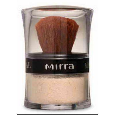 Мінеральна розсипчаста пудра - Купити натуральну косметику