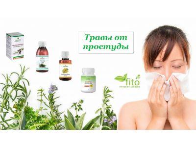 Препарати від застуди