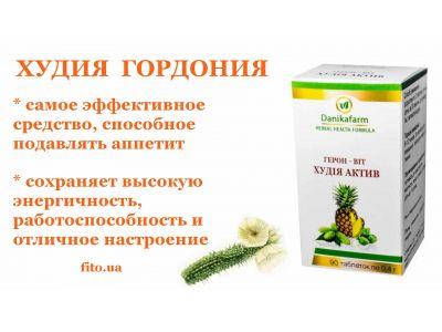 Трави і рослини для схуднення
