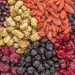 Сухі ягоди рослин
